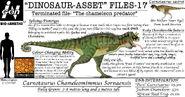Dinosaur asset files carnotaur variant 1 by taliesaurus-dbxgurg