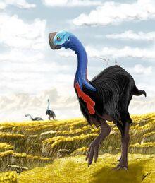 Gigantoraptor erlianensis by TopGon 4905