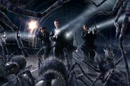 Primeval monsters giantspiders
