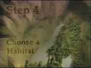Step 4 Choose a Habitat