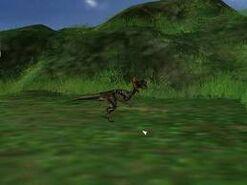 Dilophosaurus Jurassic Park Operation Genesis