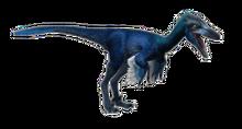 Dinosaurrevolutiontroodontransarent