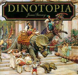 Dinotopia LAFT cover