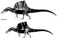 Spinosaurus 2 GetAwayTrike