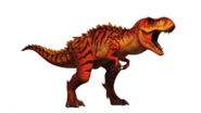 Jurassic world hybrid t rex v2 by sonichedgehog2-d9zhsbn