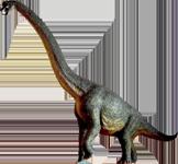 Sauroposeidon scale 2