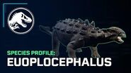 Species Profile – Euoplocephalus