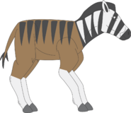 Prehistoric world quagga by daizua123 dad068o