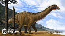 Brontosaurus-and-ornitholestes nathan-e-rogers