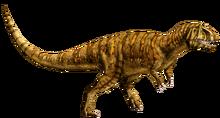 Metriacanthosaurus Jurassic World