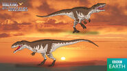 Walking with dinosaurs giganotosaurus by trefrex db8oau1-pre