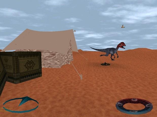 File:Coelophysoid dinosaur.jpg