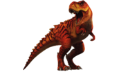 Jurassic world the game hybrid t rex by sonichedgehog2-d9y78z6