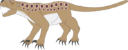 Prehistoric world marsupial lion by daizua123 dacp2dl