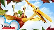 Pteranodon Gigantosaurus Know Your Dino Disney Junior