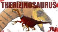 Therizinosaurus The Scythe Lizard (TDF Facts)
