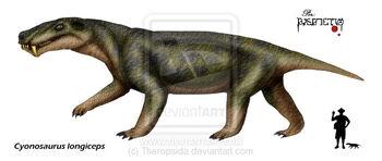 Cyonosaurus longiceps