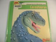 Looking At Carnotaurus