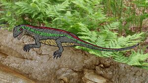 Paleothyris BACKGROUND