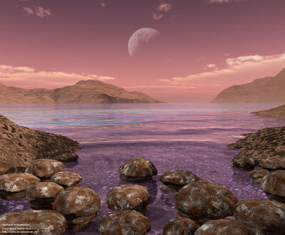 Archean stromatolites 1280