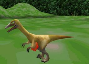 Saurornithoides FL