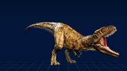 Giganotosaurus Jurassic World Evolution