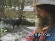 Bob Bakker in The Real Jurassic Park