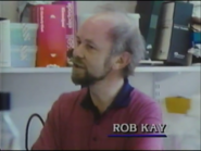 Rob Kay in The Real Jurassic Park