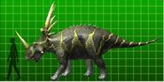 Styracosaurus dk