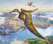 Skybax of Dinotopia