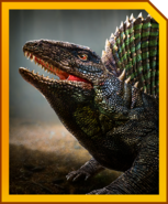 JWA20 Profile Edaphosaurus