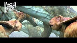 Walking With Dinosaurs Dino Facts Pachyrhino Fox Family Entertainment