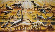 Carnegie dinosaur poster