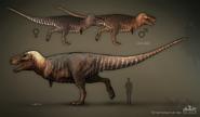 Tyrannosaurusalt