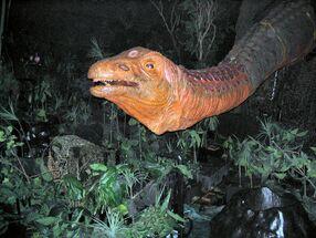 Ride Saltosaurus