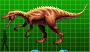 Baryonyx (Dinosaur King)