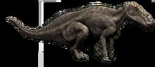 Biggest hadrosaur ever