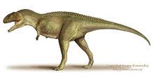 Tarascosaurus by atrox1
