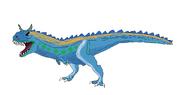 Carnotaurus by kevinlaboratory dcrpuj3