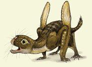 Anurognathus by Eurwentala f615