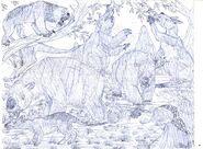 Australian megafauna by mickeyrayrex d6rtizm-pre