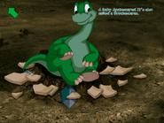 Baby apatosaurus by mdwyer5 dds136i