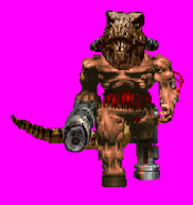 Tyrannolord Duke Nukem Custom Monster Boss