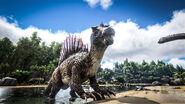Ark Spinosaurus 2