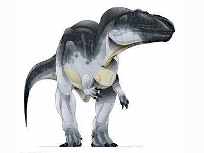 File:Carcharodontosaurusprofile.JPG