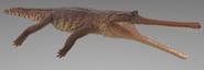 Textured Saurian Thoracosaurus