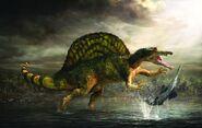 Fischender-Spinosaurus