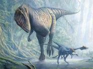 Gb carcharodontosaurus detail