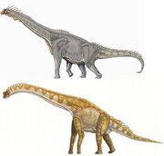 Brachiosaurus Giraffatitan