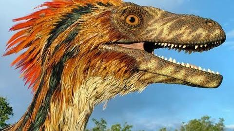 Sounds of Deinonychus. antirrhopus